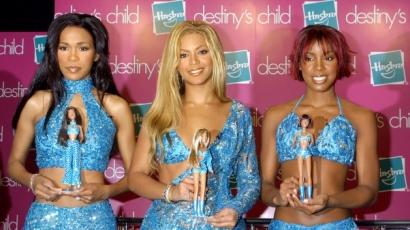 Megjelent az új Beyoncé-baba