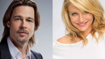 Megjelent Brad Pitt és Cameron Diaz közös filmjének az előzetese