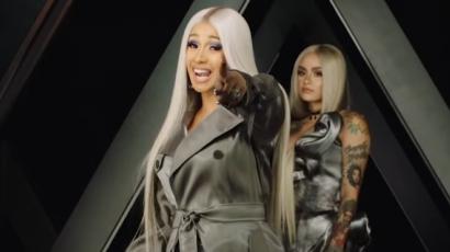 Megjelent Cardi B és Kehlani közös dalának videóklipje