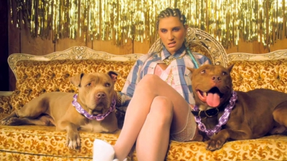 Megjelent Ke$ha új videoklipje