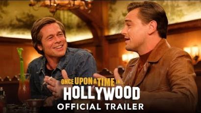 Megjelent Margot Robbie, Brad Pitt és Leonardo DiCaprio közös filmjének új előzetese