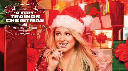 Megjelent Meghan Trainor karácsonyi albuma