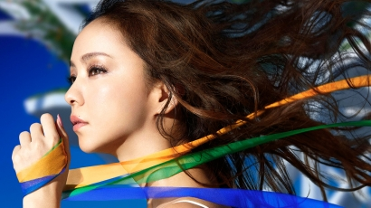 Megjelent Namie Amuro legújabb kislemeze