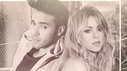 Megjelent Prince Royce és Shakira közös kisfimje