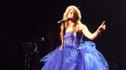 Shakira új klipje megérkezett