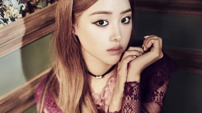 Megjelent Song Ji Eun második középlemeze
