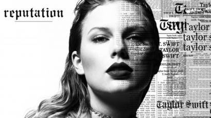 Megjelent Taylor Swift legújabb albuma! Itt a Reputation!