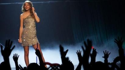 Megjelent Taylor Swift turné DVD-je