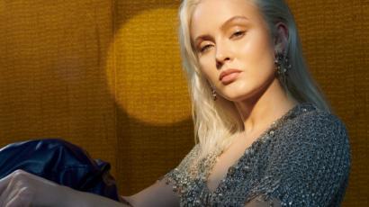 Itt a nagy visszatérés Zara Larssontól