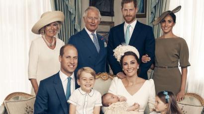 Megkeresztelték a legfiatalabb királyi családtagot is – fotók!