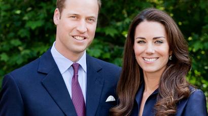 Megmutatta kisfiát Katalin és Vilmos herceg