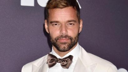 Megmutatta kislányát Ricky Martin