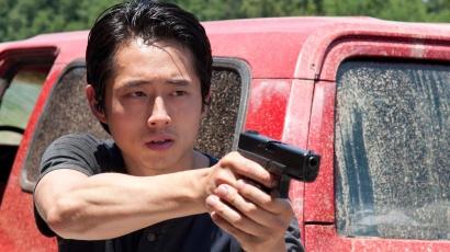 Megnősült a The Walking Dead sztárja
