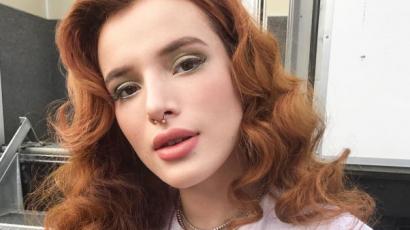 Megrázó vallomást tett Bella Thorne: 14 éves koráig zaklatták