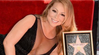 Megrongálták Mariah Carey csillagát a hollywoodi Hírességek sétányán