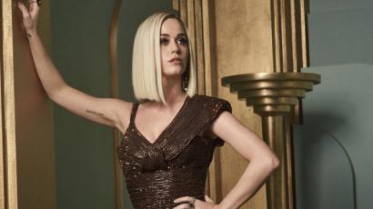 Megszabadult vállig érő tincseitől Katy Perry