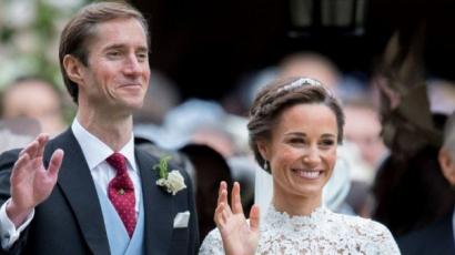 Megszületett Pippa Middleton második gyermeke!