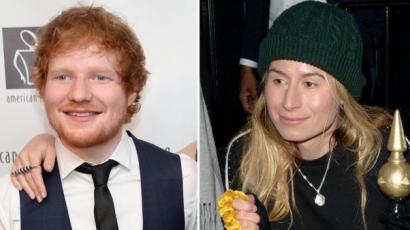 Megszületett Ed Sheeran és Cherry Seaborn kislánya, a nevét is tudni lehet!