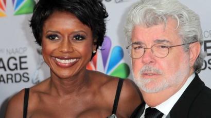 Megszületett George Lucas gyermeke