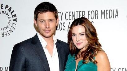 Megszületett Jensen Ackles és Danneel Harris babája