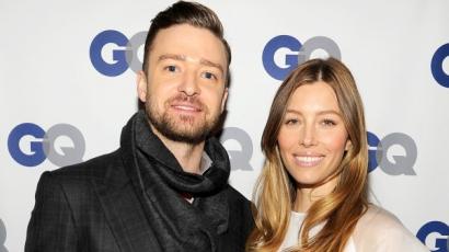 Megszületett Justin Timberlake és Jessica Biel kisfia