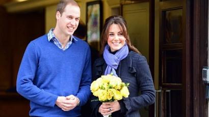 Megszületett a hercegi pár gyermeke