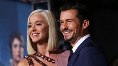 Megszületett Katy Perry és Orlando Bloom kislánya, már a nevét is tudni lehet!