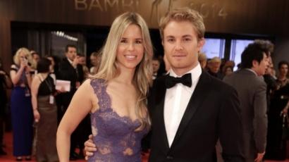 Megszületett Nico Rosberg első gyermeke
