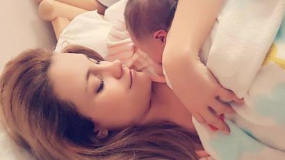 Megszületett Som-Balogh Edina második gyermeke