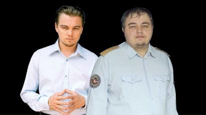 Megtalálták Leonardo DiCaprio hasonmását