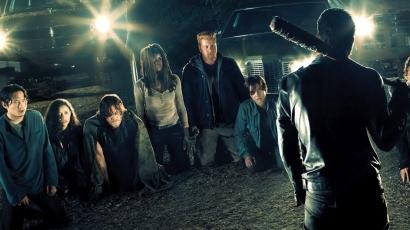 Megújították a nyolcadik évadra is a The Walking Deadet