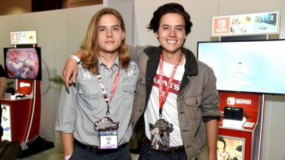 Megvan, honnan örökölte vonásait Dylan és Cole Sprouse