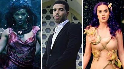 Megvannak a 2012-es MTV VMA jelöltjei