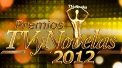 Megvannak a 2012-es TVyNovelas-díjátadó nyertesei