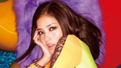 Meisa Kuroki neon színben kínálja kislemezét