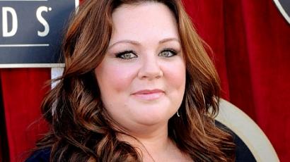 """Melissa McCarthy: """"Bárcsak 40-es méretű lennék"""""""