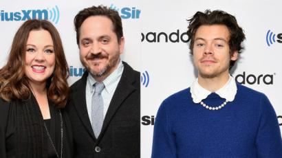 """Melissa McCarthy férje """"szerelmes"""" Harry Stylesba"""