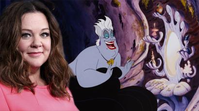 Melissa McCarthy lehet Ursula A kis hableány élőszereplős változatában