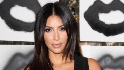 Mellei díszítik Kim Kardashian selfie-könyvét