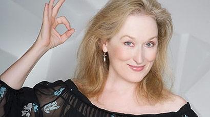 Meryl Streepet nem érdeklik a ráncai