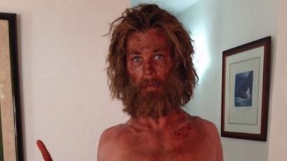 Mi történt veled, Chris Hemsworth?