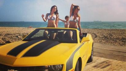 Miamiban fotózták a Miss Balaton győztesét
