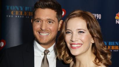 Michael Bublé felesége, Luisana Lopilato harmadik közös gyermekükkel várandós