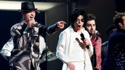 Michael Jackson duettezni akart Timberlake-kel