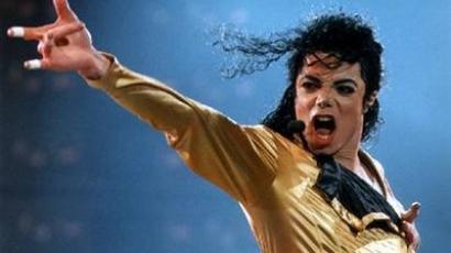 Michael Jackson újra a színpadon