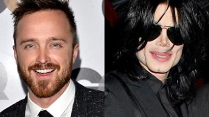 Michael Jacksontól tanult Aaron Paul