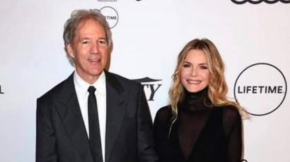 Michelle Pfeiffer elárulta, miért nem dolgozik együtt soha producer férjével