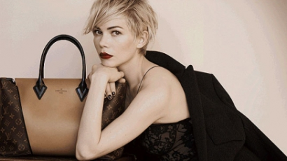 Michelle Williams a Louis Vuitton új arca