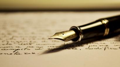 Miért szeretünk írni?