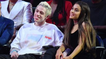 Míg Ariana Grande jegyese volt, Pete Davidson úgy érezte, ő a következő Kevin Federline